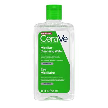 Новинка от CeraVe: увлажняющая и очищающая мицеллярная вода