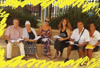 Дни открытых дверей и бесплатный урок иврита в «Ульпан шели»