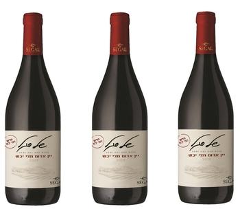 Вино к Ту бе-Ав от винодельни «Сегаль»