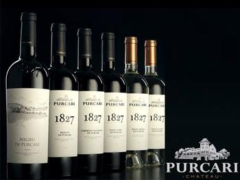 Знаменитые элитные вина Purcari – с доставкой на дом в Израиле!