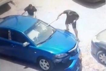 Иерусалим: массовая драка началась после намеренного наезда из-за автостоянки