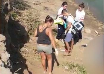 Рыбак погиб от удара током на реке Иордан