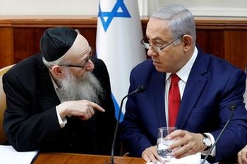 «Яадут а-Тора» отменит бойкот Лапида? Лицман против