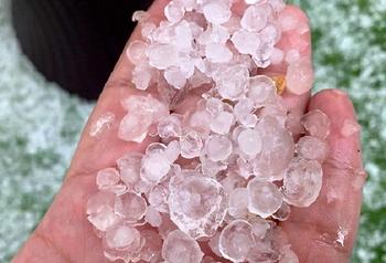 Метеорологи пообещали град и интенсивные дожди