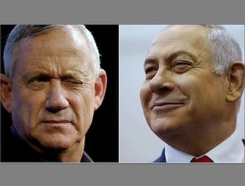 Биби не смог сформировать правительство. Виноваты — Ганц, Лапид и Либерман