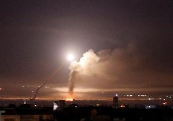 ВВС Израиля уничтожили главаря «Исламского джихада» в Дамаске?