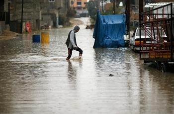 В ближайшие сутки в Израиле ожидаются сильные дожди