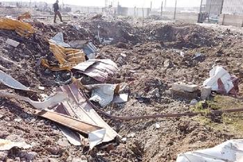 Украина обвинила Иран в препятствовании расследованию гибели Boeing 737