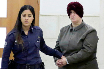Суд Иерусалима назначит дату экстрадиции сумасшедшей педофилки