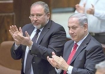 Либерман о Нетаняигу и Ганце: Ведущие программы «Поговорим!»
