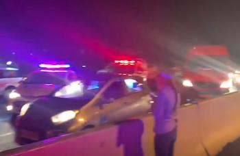 Два человека погибли в аварии у перекрестка Явне