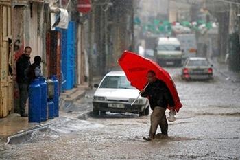 Израиль ждет снег, дожди и холодная погода