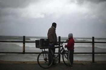 Холодный циклон: до конца недели в Израиле будет прохладно и дождливо