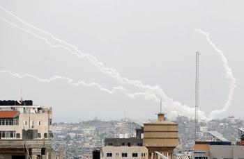 Исламский джихад дал залп по Израилю: «Железный купол» сбил 12 ракет