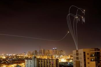 Израиль подвергся нескольким ракетным обстрелам из Газы
