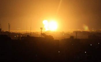 ВВС Израиля нанесли удары по Сирии из Южного Ливана