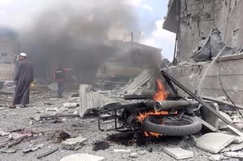 Россия и Турция ведут войну в Сирии?