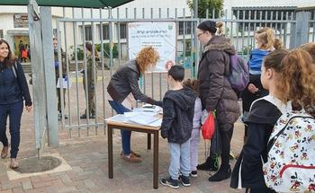 В Ришон ле-Ционе открыли группы для детей медработников
