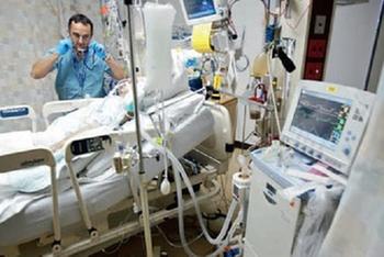 В Израиле первый раз не хватило аппаратов вентиляции легких