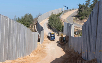 ЦАХАЛ строит двойной забор безопасности на границе с Ливаном