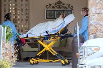 COVID-19 в Израиле на 1 апреля: заразились 5.358, 663 новых больных, 20 умерших