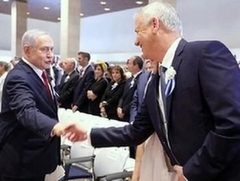 Нетаниягу и Ганц договорились о создании правительства
