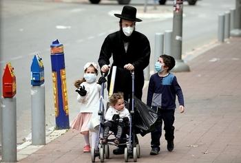 В Бней-Браке произошла вспышка коронавируса