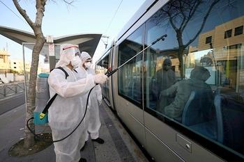 В Израиле насчитали более 8.000 неустановленных больных коронавирусом