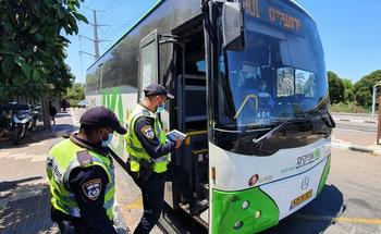 Тель-Авив: пассажиры побили водителя автобуса, проехавшего остановку