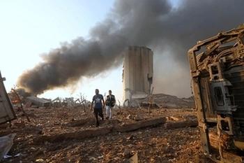 Не только Бейрут: пять самых страшных неядерных взрывов в истории
