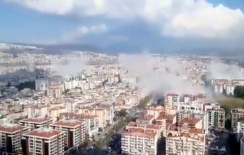 Толчки мощного землетрясения в Эгейском море не дошли до Израиля