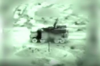 ВВС Израиля нанесли удар в районе сирийской Кунейтры