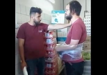 Араб сядет за издевательства над умственно отсталым юношей в магазине «Суперсаль»