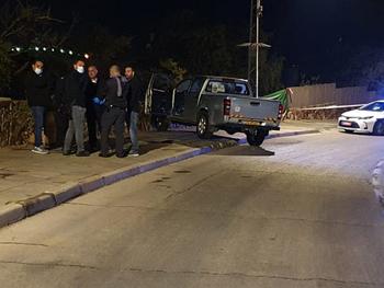 Арад: владелец машины, которую пытались угнать с парковки, подозревается в убийстве