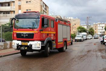 Мать из Ашдода пыталась сжечь своих детей вместе с собой