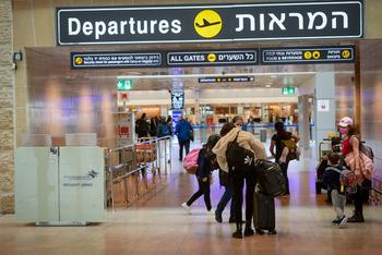Аэропорт Бен-Гурион закроют на 14 дней