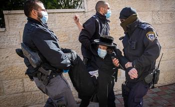 Иерусалим: полиция взяла штурмом здание синагоги в Санадрии