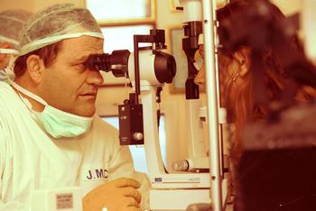 В Израиле вернули зрение абсолютно слепому мужчине