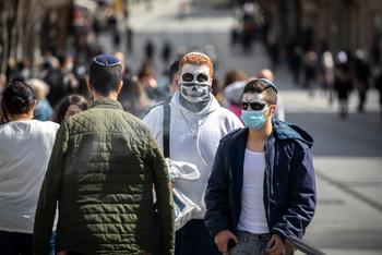 Комендантский час на Пурим может продлиться в Иерусалиме