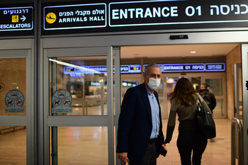 Аэропорт Бен-Гуриона частично откроют в начале следующей недели