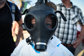 Слив нефтепродуктов: Иран совершил экологический теракт у берегов Израиля