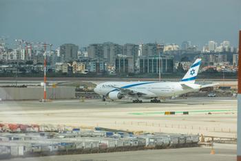 Аэропорт Бен-Гуриона откроют для Канады и Гонконга
