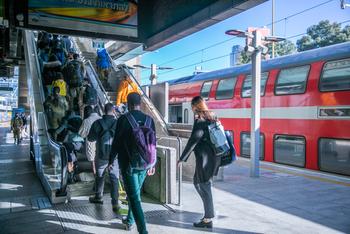Железнодорожная станция в аэропорту Бен-Гурион возобновит работу