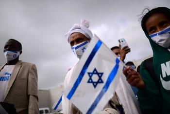 Израиль привлекателен для новых репатриантов