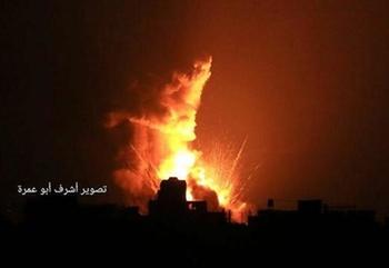 Боевики произвели обстрел Сдерота; ВВС нанесли удар в Газе