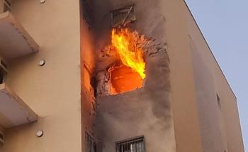 Ракеты попали в жилые дома в Ашкелоне и Сдероте: три человека тяжело ранены