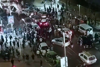 Бат-Ям: толпа избила араба из Яффо, пытавшегося совершить автомобильный теракт