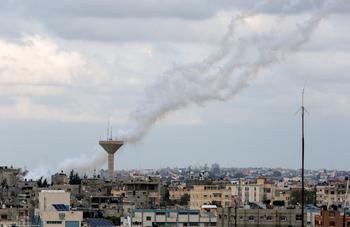 Ракетный обстрел Иерусалима: ХАМАС объявил войну Израилю