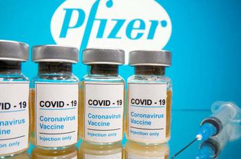Использование вакцины Pfizer одобрили для подростков 12-16 лет