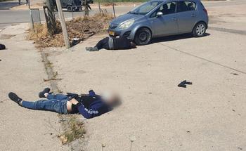 Теракт у КПП Салем: двое боевиков уничтожены, один – в критическом состоянии